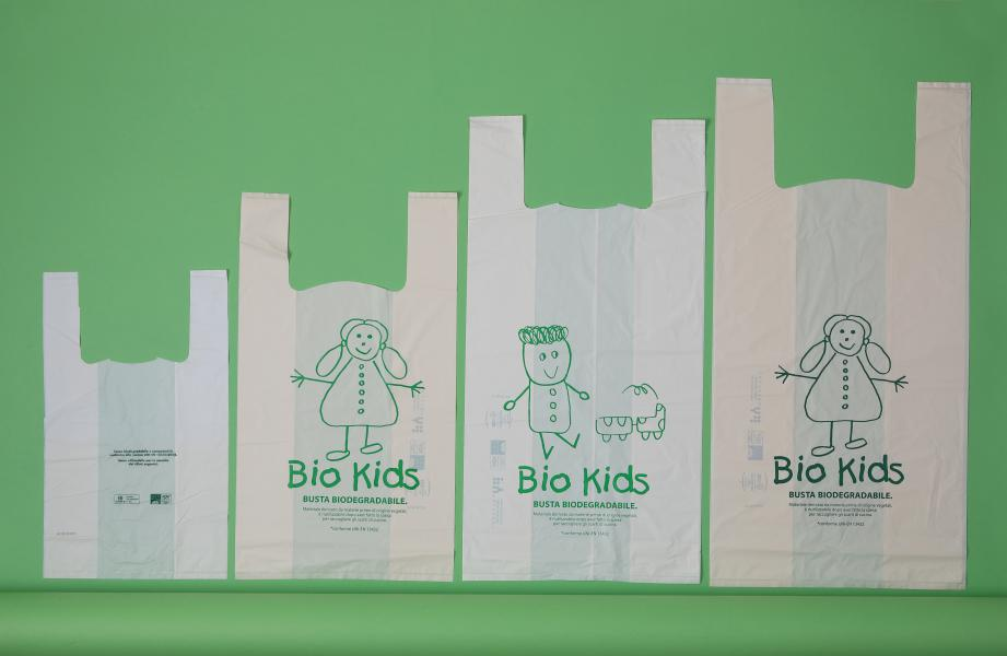 Bolsa Camisetas biodegradables